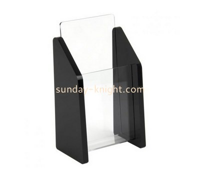 Customize vertical acrylic leaflet holder BHK-751