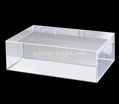 Custom laser cutting acrylic block CAK-152