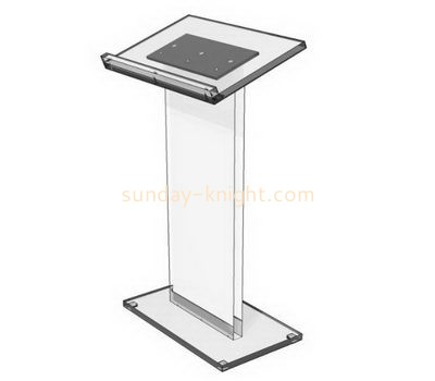 Custom acrylic pulpit podium AFK-250