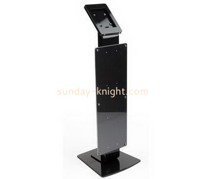 Custom black speaking podium AFK-257